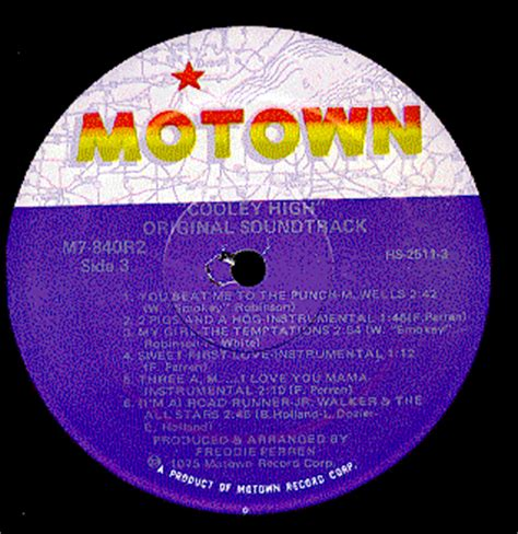 motown album discography part