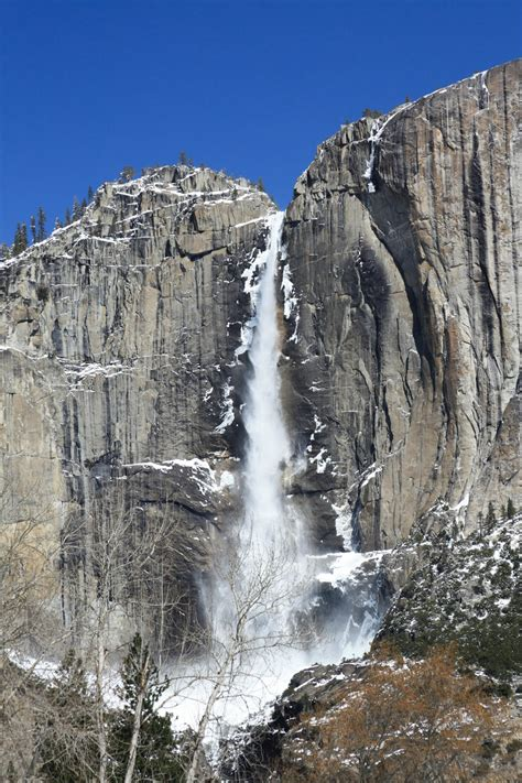 Yosemite Ribbon Falls Ycmak Deviantart