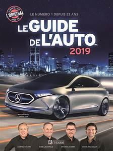Livre Le Guide De L U0026 39 Auto 2019