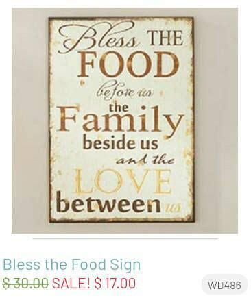 pin  home styles  christine  sale items  supplies  novelty sign decor bless