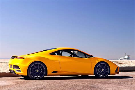 New Photo Gallery Of Lotus Future Sports Car Lineup