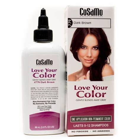 cosamo hair color cosamo your color no ammonia no peroxide hair color