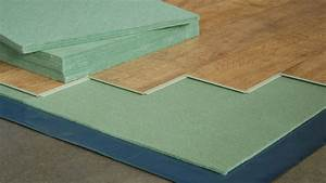 sous plancher isolant gammabe With isolation sol parquet