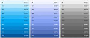 Light Blue Colour Palette | www.pixshark.com - Images ...