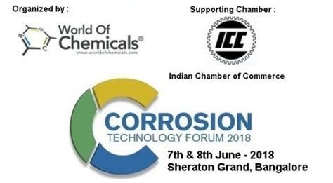 corrosion technology forum indian chamber commerce