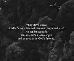 american horror... Angel And Evil Quotes