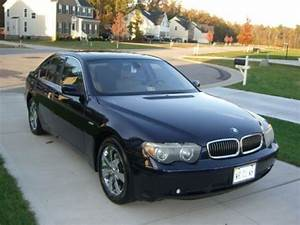 Sell Used 2004 Bmw 745i 4 4l V8 In Colonial Heights