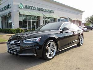 2018 Audi A5 For Sale In Anna  Tx