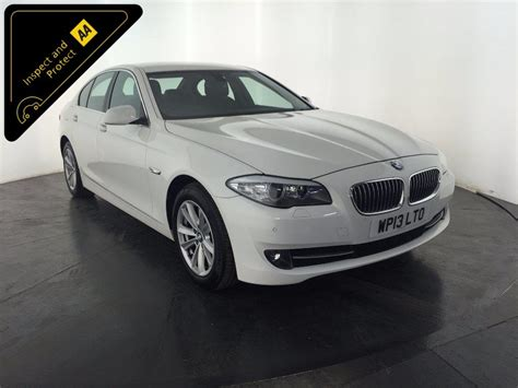 2013 Bmw 5 Series by Bmw 5 Series 520d 2013 Auto Images And Specification