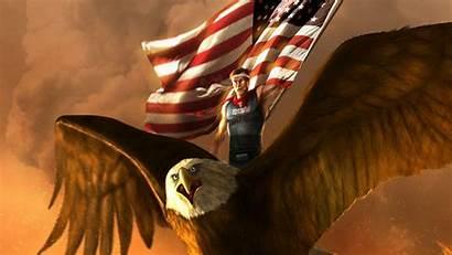 Badass Eagle Wallpapers America Backgrounds Desktop Colbert