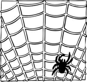 web  spider clip art  clkercom vector clip art