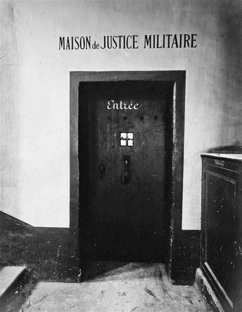 la maison de justice militaire de l h 244 tel des conseils de