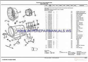 Chrysler Dodge Commander Xk Parts Catalog  Part 2  2006