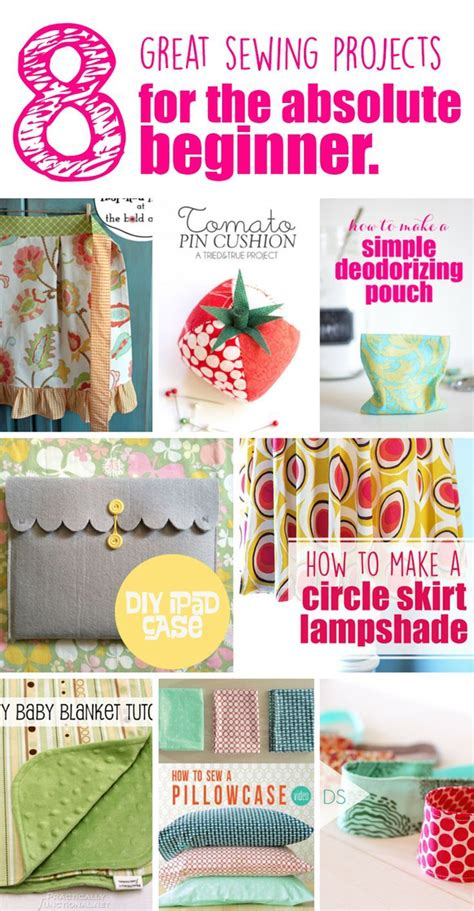 great sewing projects  beginners  images