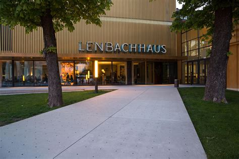 Cultureclubbing Goes Lenbachhaus 2016  Studentenwerk München