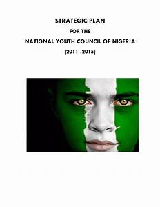 National Youth Council of Nigeria: Strategic Plan 2011-2015