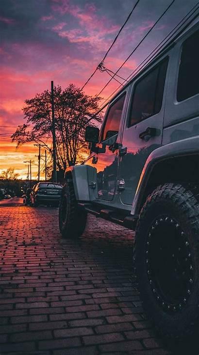 Wagon Jeep Rubicon Wallpapers Wrangler Iphone Cars