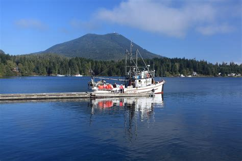 Fishing Boat Jobs Vancouver Island by Fishing Boat Ucluket Vancouver Island British