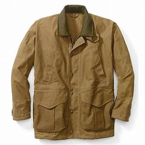 Filson Men's Tin Cloth Field Jacket - Moosejaw