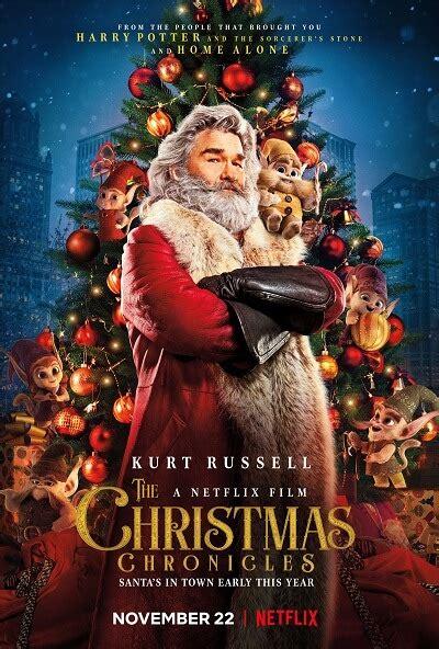 christmas chronicles teaser trailer kurt russell