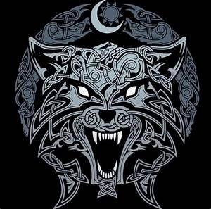 Tatouage Loup Celtique : 13567401 822311667868926 8938045563357650195 604 598 vikings pinterest tatouage ~ Farleysfitness.com Idées de Décoration