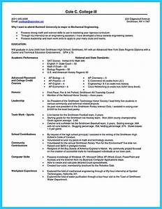 how to write a resume for college best current college student resume with no experience