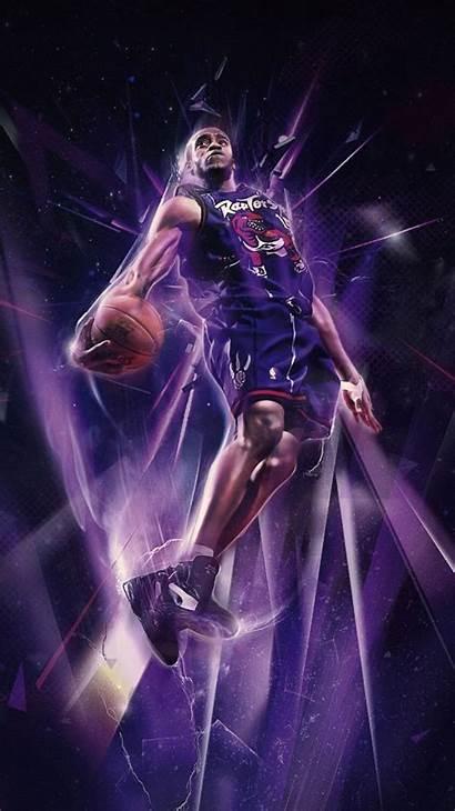 Nba Basketball Purple Slam Iphone 6s Player