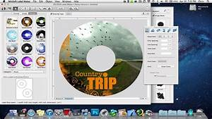how to make your own cd label on mac iwinsoft label maker With how to create cd labels