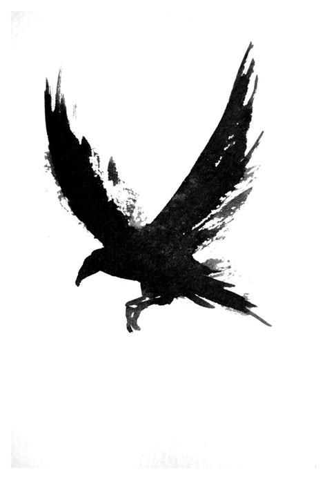 tattoos expert crow tattoos designs  meaning