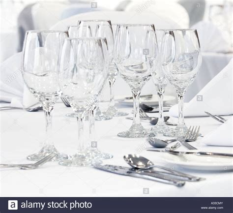 wine glass placement on table wine glasses on a white tablecloth with place table