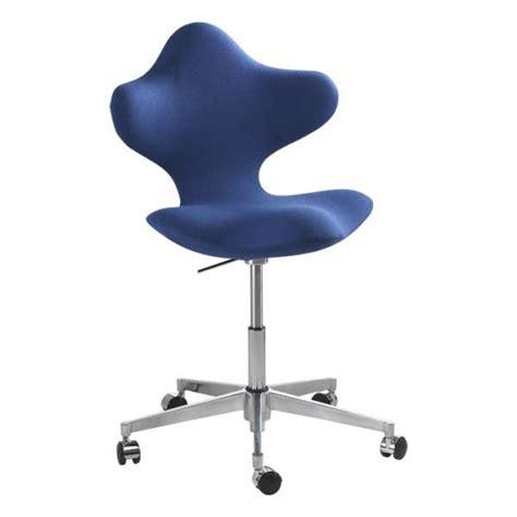 chaise de bureau tissu chaise de bureau ergonomique en tissu et métal active
