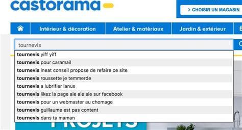 le de bureau castorama le site de castorama a été piraté et les résultats sont