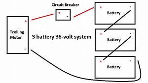 36 Volt Trolling Motor Battery Wiring Diagram