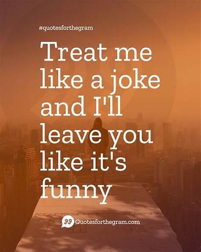Caption Ads Quotes Visitquotes Treat Joke Leave