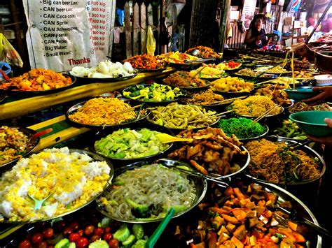 Lao Cuisine Through Luang Prabang Street Food Vietnam Travel