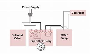 Dave Lers   Workshop   Blog   Wiring A St3pf Delay Off Relay