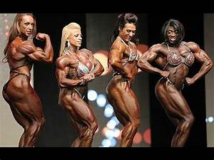The Death of Women's Bodybuilding | All Ms. Olympia ...