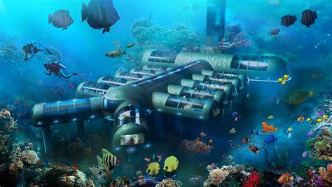 simulateur cuisine but dormir dans un hôtel sous marin c 39 est pour bientôt
