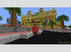 Карта Казино МонтеКарло! » MinecraftOnly
