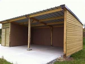 Garage Ossature Bois : ossature bois manche fh construction menuiserie manche 50 ~ Melissatoandfro.com Idées de Décoration