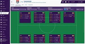 Football Manager 2019 Tactics Guide  Formations To Play