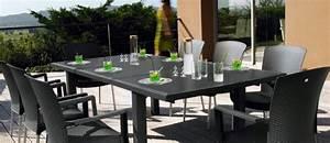 Salon De Jardin Terrasse : salon de jardin grosfillex salon terrasse pas cher reference maison ~ Teatrodelosmanantiales.com Idées de Décoration