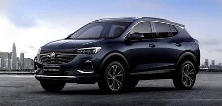 2020 buick encore shanghai buick encore y encore gx 2020 se presentan en el auto show