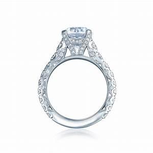 tacori royalt collection diamonds by raymond lee With wedding ring tacori