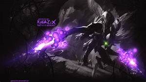 League-Of-Legends-Khazix-Wallpaper | Art Of Wallpapers
