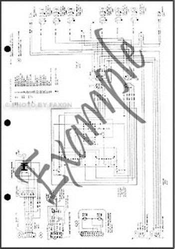 1976 Ford F700 Truck Wiring Diagram 1976 ford truck wiring diagram f500 f600 f700 f750 f880