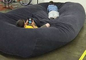 giant bean bag bed jojonye With biggest bean bag bed