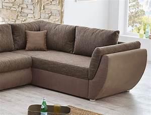 Couch U Form Modern : wohnlandschaft sofa 326x231x166cm couch mikrofaser lava braun u form ontario ebay ~ Bigdaddyawards.com Haus und Dekorationen