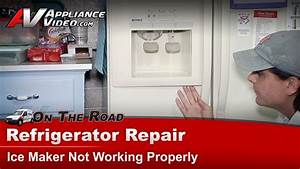Refrigerator Troubleshooting  Hotpoint Refrigerator Ice