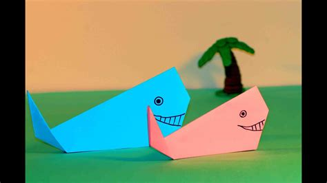 paper crafts for easy origami for origami whale 746 | maxresdefault